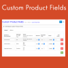 Custom Product Fields
