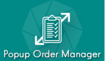 Popup Order Manager