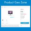 Product Geo Zone
