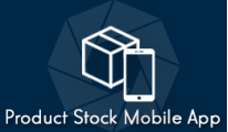 Product Stock Mobile App