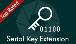 Serial Key Extension - Assign Unique Downloads for Each Order