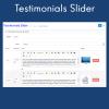 Testimonials Slider
